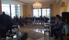 أسعد درغام: سيتم التوصل لقانون انتخاب قبل 15 من أيار