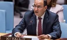 العتيبي: نرفض الاعتراف الأميركي بسيادة إسرائيل على الجولان