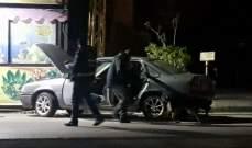 الاشتباه بسيارة في صيدا والكشف أظهر خلوها من أي مواد متفجرة
