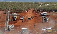 النشرة: الجيش الاسرائيلي إستأنف اعمال الحفر في الجهة المقابلة لكفركلا