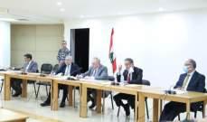 البستاني: لجنة الاقتصاد أقرت قانون إعفاء الشركات الصناعية من الضريبة
