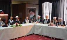 حزب الله ومركز الإمام الخميني نظما لقاءً إسلامياً مسيحياً نصرة للقدس