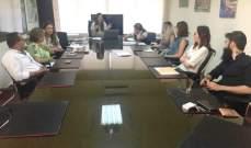 إجتماع في بلدية زغرتا- إهدن بحث في أزمة النفايات بعد إقفال مكب عدوة