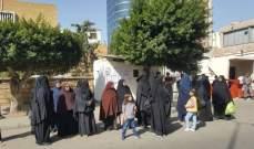 اعتصام لاهالي الموقوفين الاسلاميين بطرابلس وطالبوا بالافراج عن ابنائهم