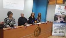 المركز الكاثوليكي للإعلام عقد ندوة صحفية بمناسبة عيد الام
