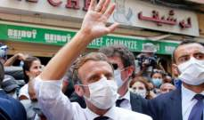 أوساط فرنسية للشرق الأوسط: الوضع السياسي بلبنان جامد ومجمد وماكرون لم يحسم مسألة زيارته بعد