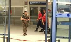 فتح مطار نيس بفرنسا بعد اخلائه لفترة إثر العثور على حقيبة امتعة مشبوهة