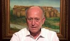 ريفي لهنية: لن يقبل أحد أن توظف إيران القضية الفلسطينية لتخريب وطننا