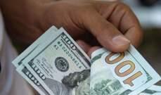 نقابة الصيارفة تحدد سعر الدولار بين الشراء بسعر 3850 والبيع بسعر 3900