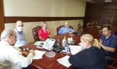 مجلس نقابة المحامين شمالا: وقف دعوة الجمعية العامة العادية للمحامين