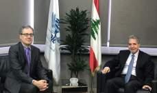 وزير المال: أولوية الدولة بالدفع هي للقطاع الصحي والقطاعات المنتجة
