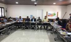 اجتماعان للجنة إدارة الكوارث بعكار لإعداد خطط مدرسية لمواجهة حالات الطوارئ