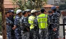 تعيينات قوى الأمن بين المشنوق وتويني