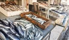 إصابة 70 شخصا بالتسمم بسبب سمك فاسد في حلب