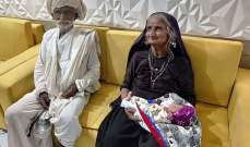 عجوز هندية تبلغ من العمر 70 عاماً أنجبت أول طفل لها عن طريق التلقيح الصناعي