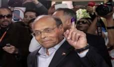 المرزوقي يعلن انسحابه من الحياة السياسية