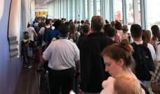 تأخر آلاف المسافرين بسبب عطل بالأنظمة في المطارات الأميركية