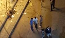 الجديد: إصابات بالرصاص الحي خلال المواجهات في طرابلس