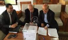 النشرة: اعضاء المجلس الشرعي في صيدا فازوا بالتزكية بعد إنسحاب مرشح