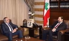 نبيل الحلبي:أعلن انسحابي من الترشح عن دائرة بيروت الثانية لصالح لائحة المستقبل