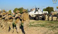 الجيش: تدريب حول القتال بالمناطق المأهولة بين وحدة احتياط قائد القوى ولواء المشاة الخامس