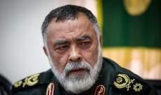 الحرس الثوري الإيراني: سنمرغ أنف الاستكبار وترامب وآل سعود بالتراب