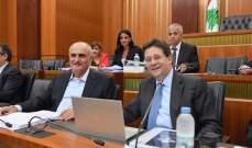 إنتهاء جلسة لجنة المال وإقرار مواد مكافحة التهرب الضريبي وتعديل مادة متعلقة بالرسم على النرجيلة