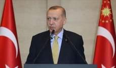 اردوغان حذّر من محاولات البعض تجاهل حكومة السراج: حفتر لا يحظى بشرعية سياسية بليبيا