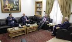 عبدالكريم علي: للحزب القومي دور ومساهمة فاعلة في التصدي للارهاب