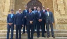 فوشيه التقى عددا من سفراء أميركا اللاتينية: التضامن مع لبنان ينظم مع هذه الدول أيضا