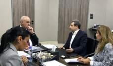أبو فاعور: هناك 11 معملا بلبنان يخفف العبء عن اللبنانيين باستيراد الدواء