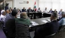 لقاء الجمهورية: الاستراتيجية الدفاعية ضرورة والتخلي عن آلية التعيينات يعزز الزبائنية