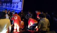 جريح في حادث سير على طريق عام داربعشتار الكورة