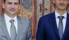 مرشحو حزب البعث أبرقوا الى الأسد مهنئين على صموده بوجه الإرهاب