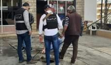 أمن الدولة: دوريات على محطات المحروقات والسوبرماركت في عكار