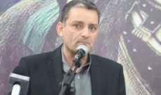 """رئيس الهيئة التنفيذية لـ""""أمل"""": منحازون لمطالب الناس والحل يبدأ بتنفيذ البنود 22 المتفق عليها في بعبدا"""