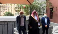 جنبلاط بحث مع وفد من العشائر العربية سبل معالجة تداعيات حادثة خلدة