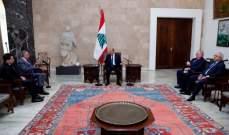 أرسلان: كتلة ضمانة الجبل سمت مصطفى أديب لتشكيل الحكومة الجديدة