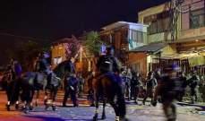 مستوطنون إسرائيليون اعتدوا على فلسطينيين في القدس المحتلة