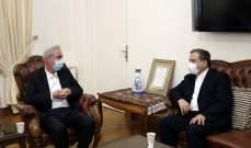 عراقجي: إيران لديها مبادرة لتسوية النزاع في قره باغ سلميا