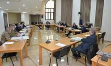 بدء جلسة لجنة المال وعلى جدول أعمالها 4 مشاريع اتفاقيات دفاعية وعسكرية واستثمارية