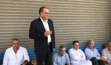 محمد سليمان: للرضوخ لمصلحة الوطن والمواطن والإسراع بتأليف حكومة إنقاذ