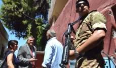 النشرة: الجيش اللبناني دخل إلى مخيم المية ومية للمرة الأولى لتأمين الحراسة لكوبيش