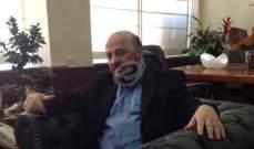 رياشي: لن نأخذ أقل من 5 وزراء وارقامنا الانتخابية مغايرة لما يقوله باسيل