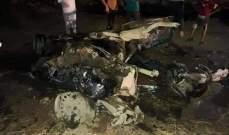 """""""سبوتنيك"""": تفجير سيارة مفخخة قرب مرقد للديانة الإيزيدية بقضاء سنجار في العراق"""
