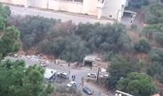 إطلاق نار خلال اشكال في منطقة الفنار الزعيترية