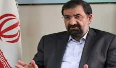 رضائي: ماكرون يسعى لإيجاد تغيير سياسي وزعزعة استقرار لبنان