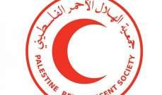 مسؤول الملف الفلسطيني بحزب الله سلم دفعة من الأدوية لجمعية لهلال الأحمر