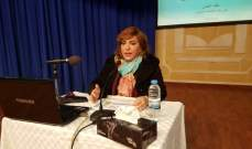 عليا عباس: وزارة الإقتصاد تقوم بجهدها لحماية المواطن الحلقة الاضعف
