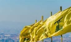 حزب الله: نضع كافة امكانياتنا في خدمة أهلنا الشرفاء ومواطنينا الأعزاء حيث تدعو الحاجة